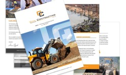 Civil Construction Brochure