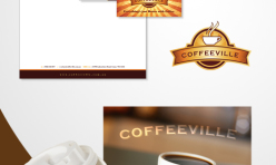 Coffeeville Branding Package