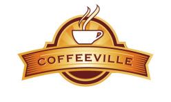 Coffeeville Logo & Branding