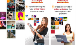 Kanopy Promotional Banners