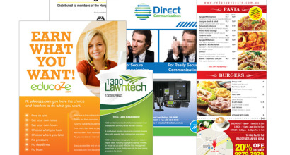 Advertising Design Service