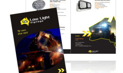 Low Light Signage Brochure