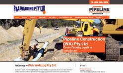 P&A Welding Pty Ltd