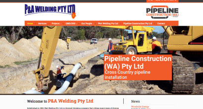P&A Welding Pty Ltd