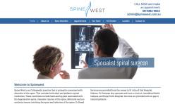Orthopaedic Web Design Sydney