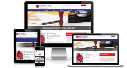 Australian Notary Website