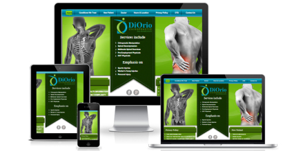 Chiropractic Website Design Sydney