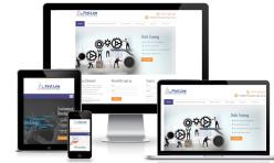 Biz Coach Website Design