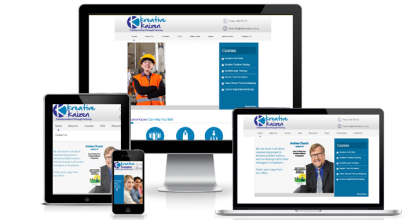 Training Website Design Sydney