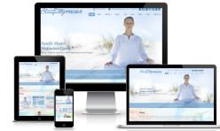 Meditation Website Design