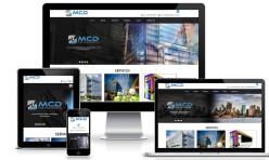 Engineering Consultant Website Design