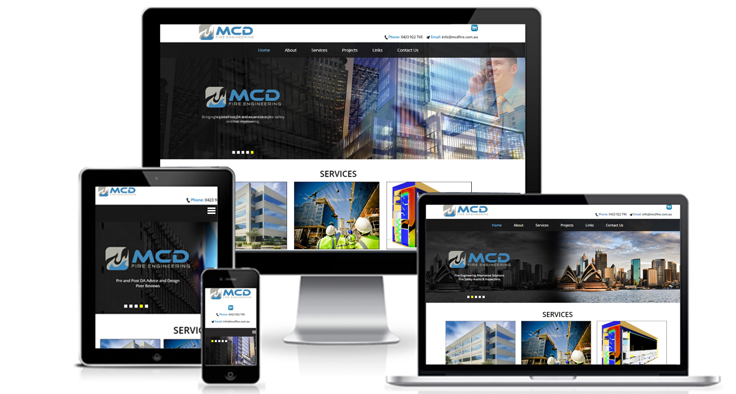 Engineering consultant website design web design nsw for Web design consultant