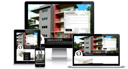 Property Seller Website Design Sydney