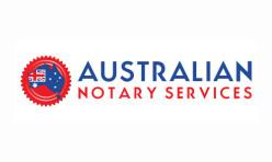 Australian Notary Logo Design