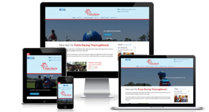 Thoroughbred Web Design