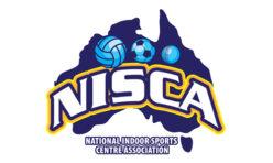 Indoor Sports Association Logo Design