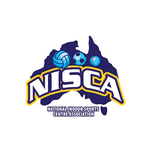 Indoor Sports Association Logo Design Logo Design Nsw