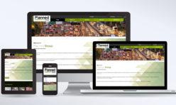 Project Management Website Design