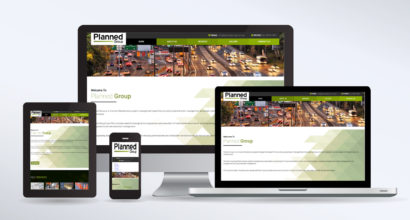 Project Management Website Design