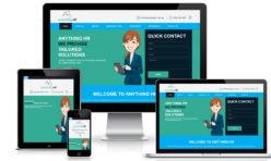 Human Resource Web Design
