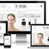 Cosmetic Ecommerce Website Design