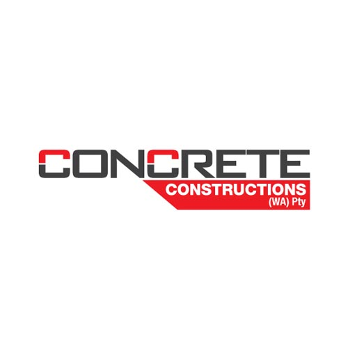 Concrete Constructions Wa Sydney Logos Logo Design